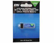 E-Flite Blade Nano CP X 150mAh 1S 3.7V 25C LiPo Battery Pack EFLB1501S25