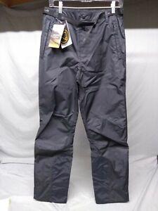 Endura Gridlock II Overtrousers, Black M Medium, rain overpants