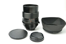 Carl Zeiss Jena MC Sonnar 180mm f2.8 lens Pentacon Six Mount S/N 11780