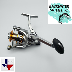 FDDL 2000 Spinning Reel 12BB 5.2:1 Great Bass Reel Smooth Drag Foldable Handle