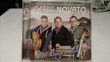 Denis Novato CD German Traditional Folklore Polka Dancing Music Germany