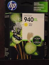 HP Officejet 940XL Yellow Printer ink