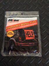 Orion,458,Emergency Signal Flag