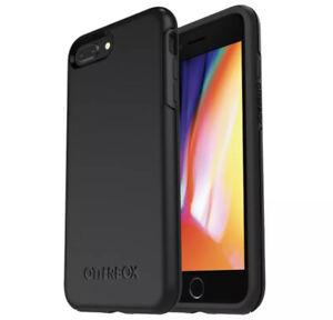 Otterbox Symmetry Sleek Case For Apple iPhone 7 Plus / 8 Plus Black Genuine
