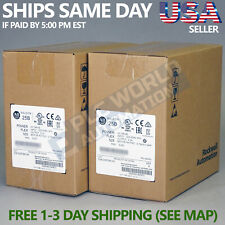 2020 New Factory Sealed Allen Bradley 25B-D2P3N104 Ser A PowerFlex 525 Ac Drive