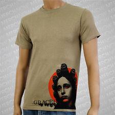 Gracer Owl Head Music Punk Rock T-shirt  XL  NEW