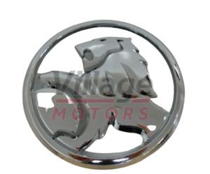 NEW Genuine Holden Grill Lion Badge Chrome Sedan VE Commodore JH Cruze 92172459