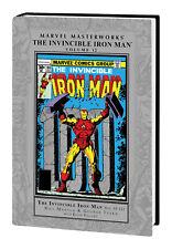 Marvel Masterworks INVINCIBLE IRON MAN Volume #12  (2019) Global Shipping