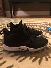 Nike Paul George Pg 3 Black Aq2462-001 Youth Size 7