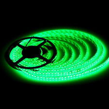 SUPERNIGHT®5X Green 5M 120Leds/M 3528 SMD 600LEDs Waterproof Led Strip Light