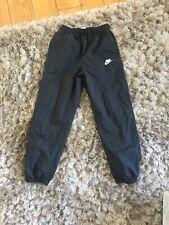 Nike  Track Jog Boys Juniors Black Size 12-13yr