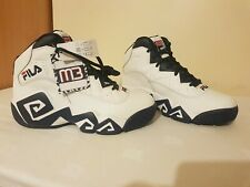 Fila MB JNR Trainers White/Navy/Red Size UK 5.5 EUR 39. 3FM00421125 .New.