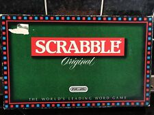 ORIGINAL SCRABBLE BOARD GAME - COMPLETE - SPEARS GAMES