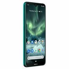 "Unlocked Nokia 7.2 Ta-1178, 6.3"" Fhd, 128Gb Ram, 4K Video, Green,excellent"