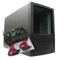 Blu Ray CD Dvd Duplicator case+ controller Barebone 1-3 SATA 5 Bay no drives