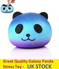 Jumbo Slow Rising Squishies Squishy Squeeze Stress Reliever Toy Galaxy Panda