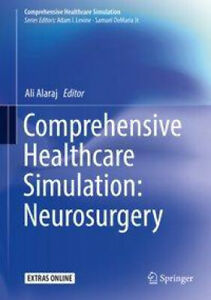 Comprehensive Healthcare Simulation: Neurosurgery (Comprehensive Healthcare