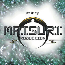 Various ‎– Let It Rip  (Matsuri Productions )