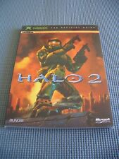 Halo 2 - The Official Guide  -  Microsoft Xbox  - ** New & Sealed **