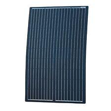 Nero 120W rinforzato Pannello Solare Flessibile-etilene tetrafluoroetilene Rivestimento & tedesco CELLE SOLARI
