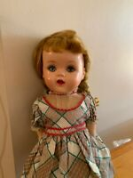 VINTAGE 1950'S SAUCY WALKER IDEAL W16 DOLL K10