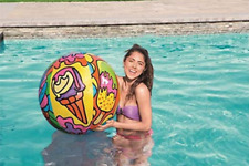 Inflatable Beach Ball Party Summer Swimming Pool Toy Blow Up