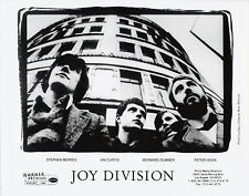 Rare Joy Division Post Punk Ian Curtis 8x10 Photo