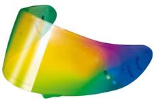 ORIGINALE SHOEI cw1 VISIERA arcobaleno a specchio per xr1100 e X Spirit II 2
