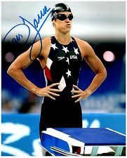 DARA TORRES Signed Autographed TEAM U.S.A. Olympic Swimming 8x10 Pic. I