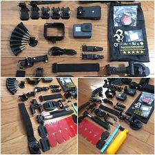 GoPro HERO5 Black Hero 5 CHDHX-501 - Huge Kit Included! FAST shipping!