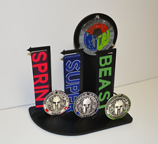 2019 Soldier Display ,OCR, Made for Spartan Medals