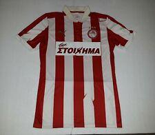 2012 OLYMPIACOS FC PUMA S M L OLYMPIAKOS GREEK GREECE JERSEY SAVIOLA ARGENTINA