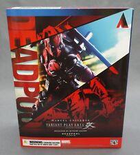 Square Enix Marvel Universe Variant Deadpool Play Arts Kai Action Figure USA NEW