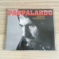 Adriano Pappalardo - Nessun Consiglio - CD Single - 2004 Universal near mint