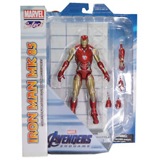 Marvel Select Iron Man MK 85 Action Figure Avengers Endgame Diamond Select Toys