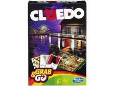 CLUEDO GRAB & GO MOBILE GAME HASBRO GAMING NOVELTY TOY KIDS SKILL STRATEGY HOBBY