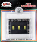 Atlas HO Model Train Connector #205 - See description & Photos