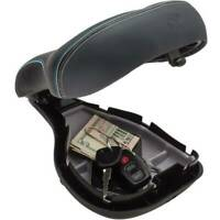 Wide Bike Seat Padded Comfortable Storage Saddle Locking Hidden Compartment NEW