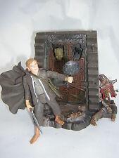 seigneur des anneaux SAMWISE GANGEE moria mine figurine Toybiz Lord of the Rings