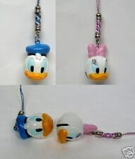 Donald Duck Daisy Duck Metal Bell Cell Phone Strap Large
