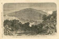 Va. - From Loudon Heights showing Harper's Ferry - Civil War -  Leslie's  - 1863