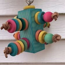 Wooden Bird Toy - Crazy Wood (Free Shipping)