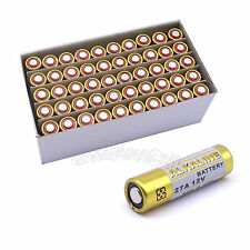 50 Pcs 27A 12V MN27 GP27A L828 R27A MS27 CA22 Alkaline Battery For Remote Alarm