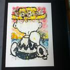 Tom Everhart Mon Ami Hand Signed Limited Edition Fine Art Lithograph COA S2 Art