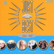 Just the Best 40 (2002) Ben feat. Gim, Xavier Naidoo, Britney Spears, B.. [2 CD]