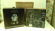 sideshow collectibles R2-D2 empty box with plastic trays and shipper