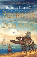 Secrets of a Sun King, Carroll, Emma, New