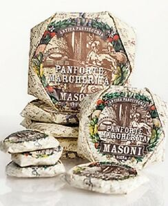 "PANFORTE CLASSICO GR. 450 ""PASTICCERIA MASONI"""