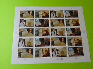 Stamps US * Sc 4024a * Benjamin Franklin * Sheet of 20 * Mint * 39c *  2006