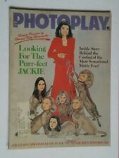 JACKIE KENNEDY ONASSIS November 1975 PHOTOPLAY Magazine